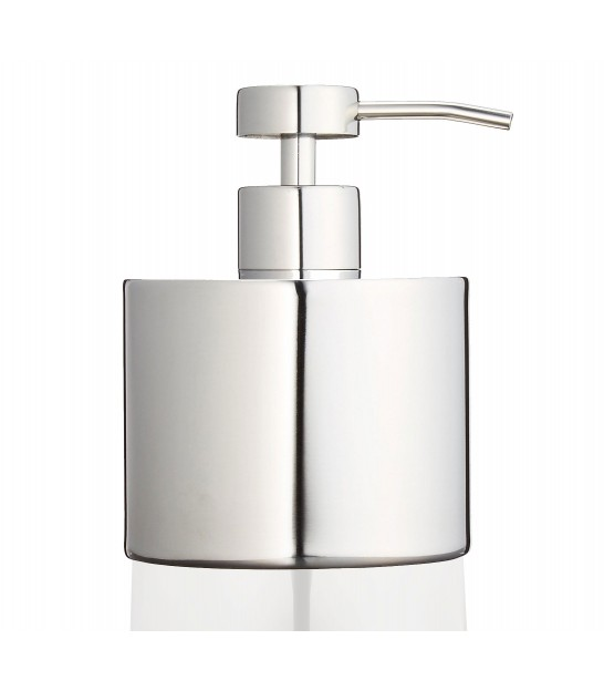 Soap Dispenser Shiny Stainless Steel