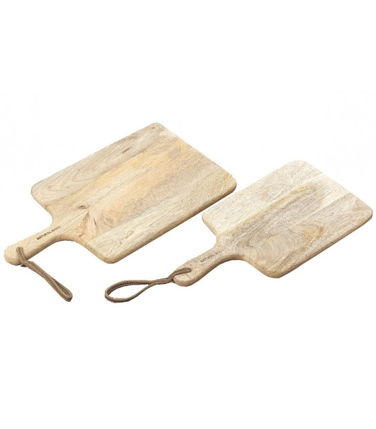 Set of 2 Kitchen Cutting Boards