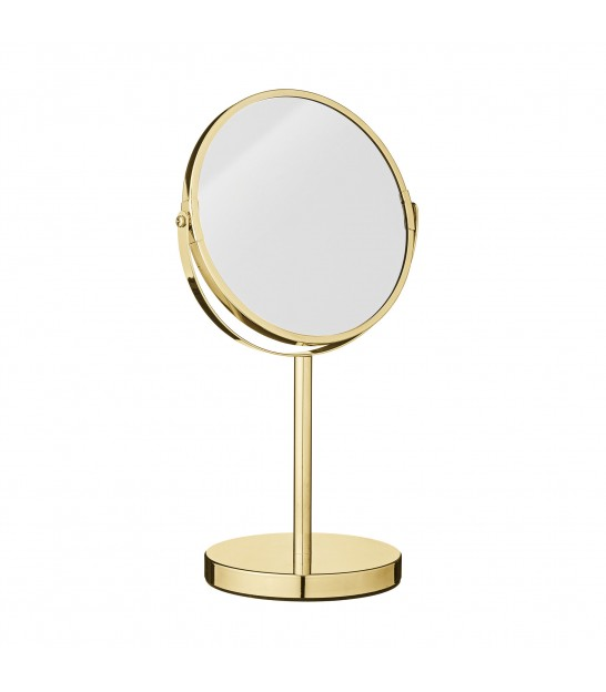 Mirror Gold Metal