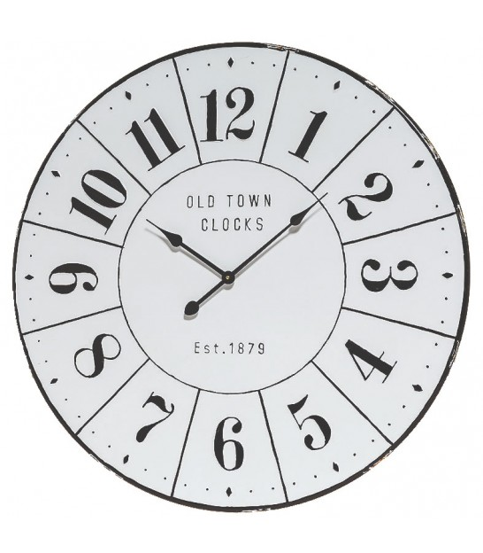 Big Wall Round Decorative Clock - 83cm