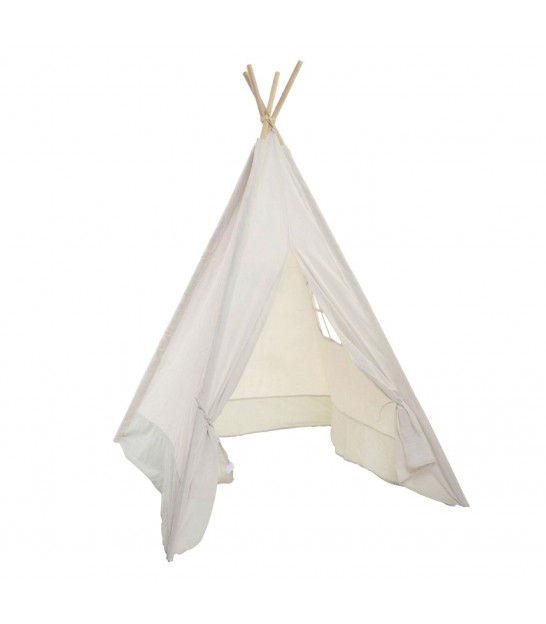 portant v tements en h tre chambre enfant tipi. Black Bedroom Furniture Sets. Home Design Ideas