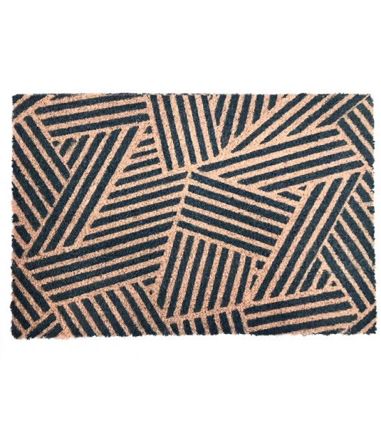 Edited Stripes Doormat 60cm x 40cm