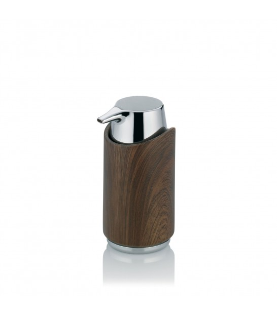 Soap Dispenser Black Marble and Golden Metal