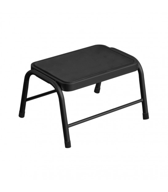 Black Metal Step Stool