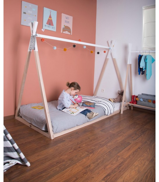 Children's Bed with Mattress 70*140cm