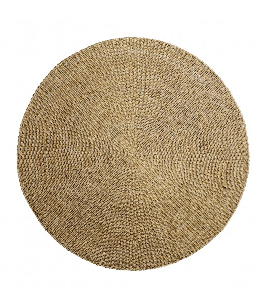 Round Carpet Seagrass - Diameter 200cm