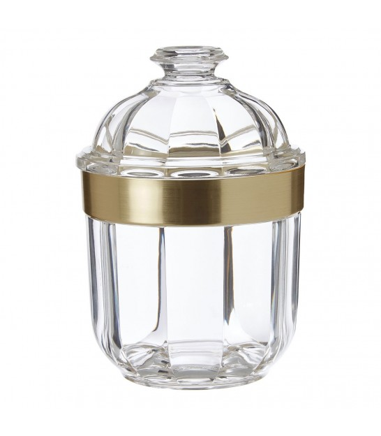 Small Acrylic Canister