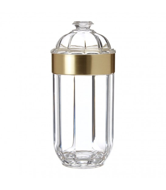 Large Acrylic Canister