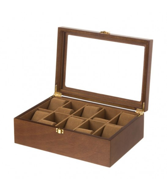 Wooden Storage Box For Watches