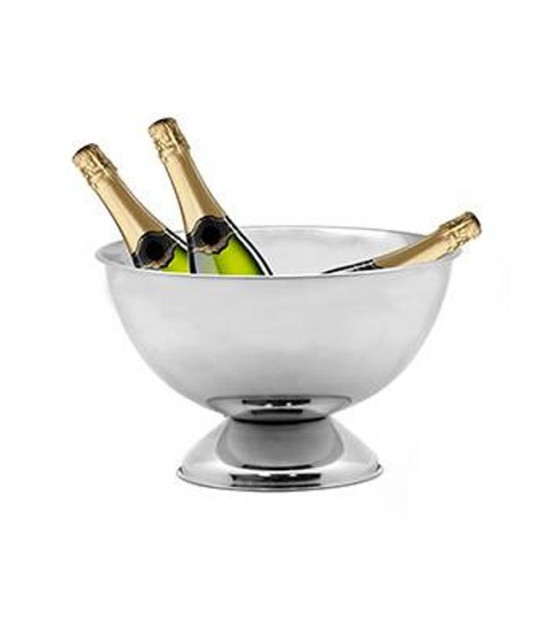Standing Champagne Bucket Stainless Steel
