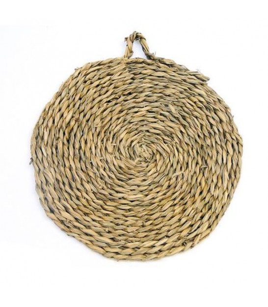 Trivet Braided Water Hyacinth- 25cm