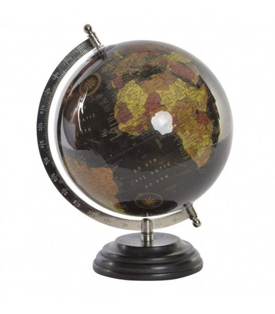 Globe Mappemonde Height 36cm