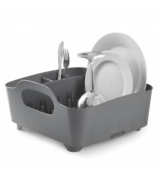 Tub Dish Rack Black