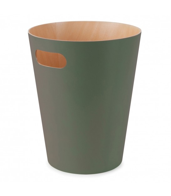 Green Waste Basket Wood