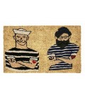 Coco Doormat Sailors - 45x75cm