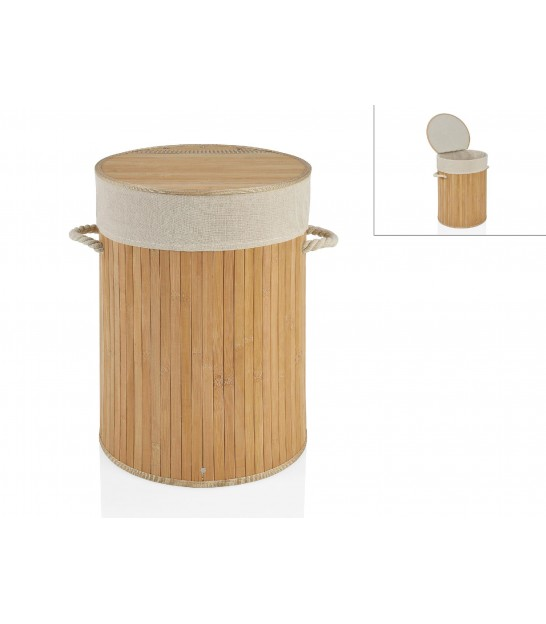 Laundry Basket Bamboo