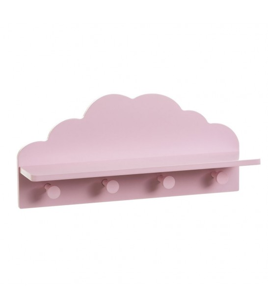 Coat Rack Kids Pink MDF