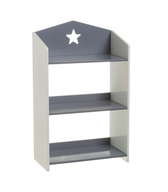Shelf MDF White Kid