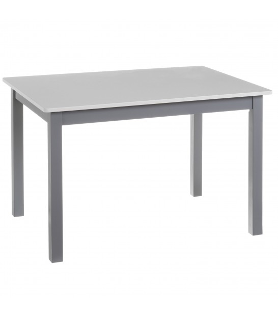 Child Desk Grey