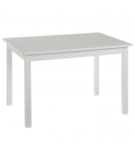 Child Desk White