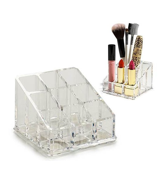 Acrylic Make-up Organizer