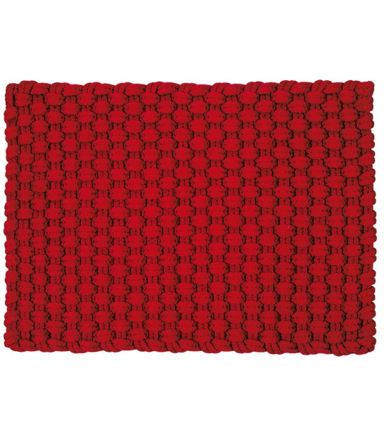Doormat High-tech Fiber Red -55x75cm