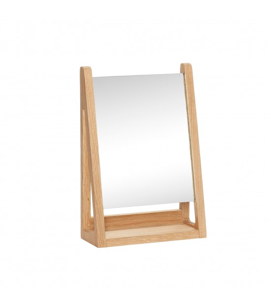 Table Mirror Wood