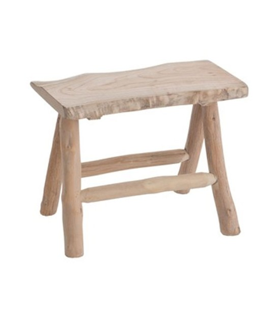 Stool Wood Nature