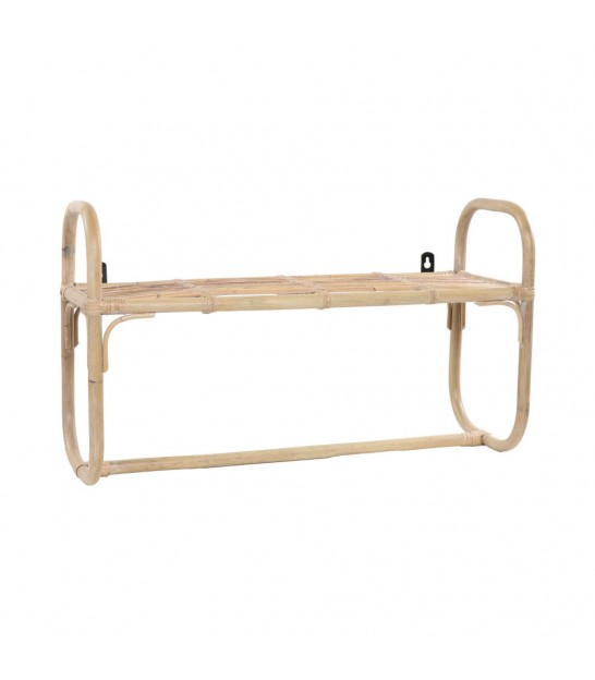 Wall Shelf Rattan