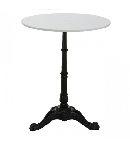 Traditionnal French Pub Table