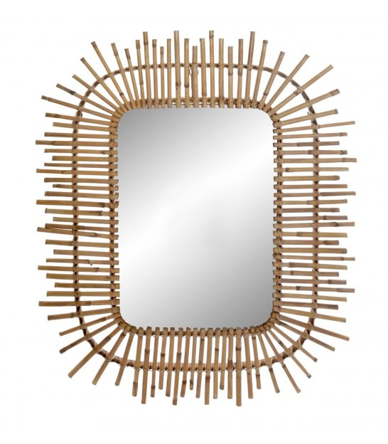 Oval Wall Mirror Gold