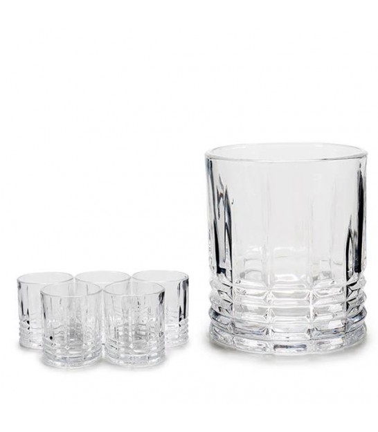 Whisky Glass Lines - 6 Pieces