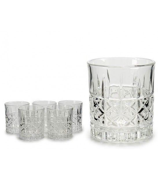 Whisky Glass Diamonds - 6 Pieces - 23cl