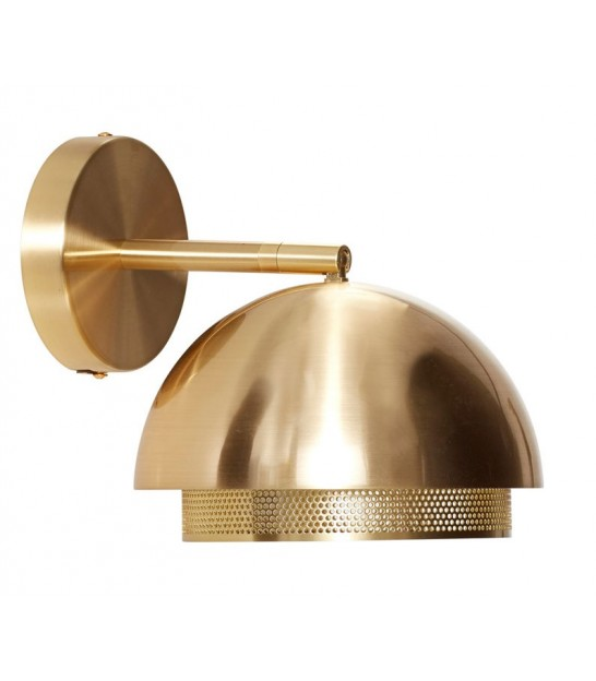 Wall Lamp, Brass, Large