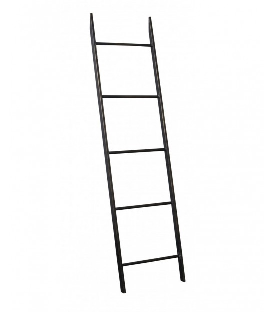 Decorative Black Ladder