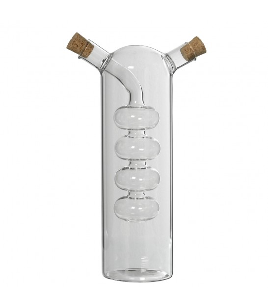 Oil or Vinegar Bowl Transparent Glass - 450ml