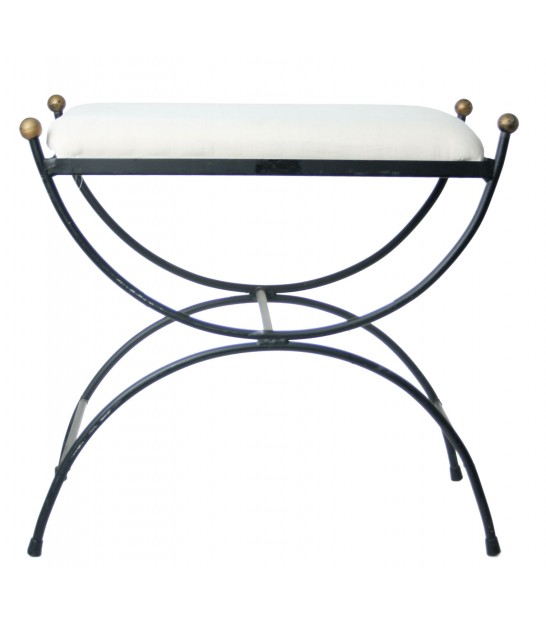 Stool Footrest Grey