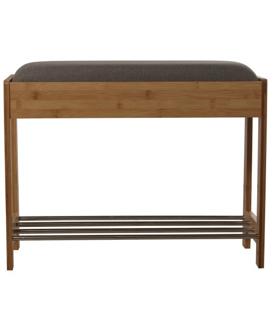 Bamboo Bench Grey Tissue