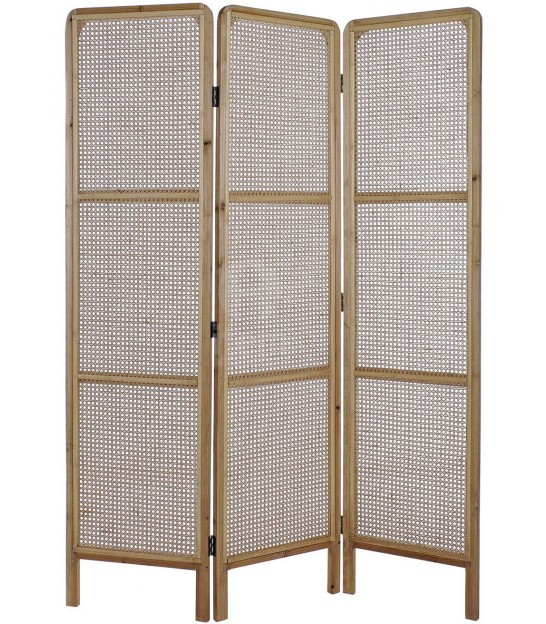 Wood Screen Cannage