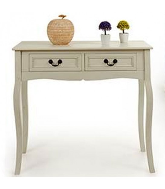 Entrance Console Table White