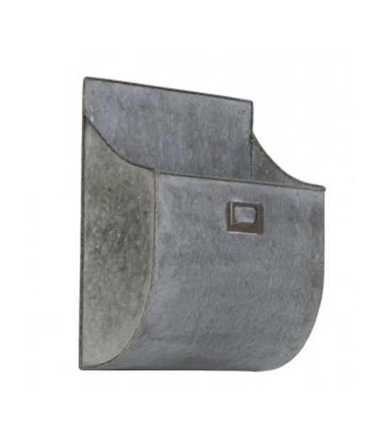 Magazine Holder for Wall Zinc