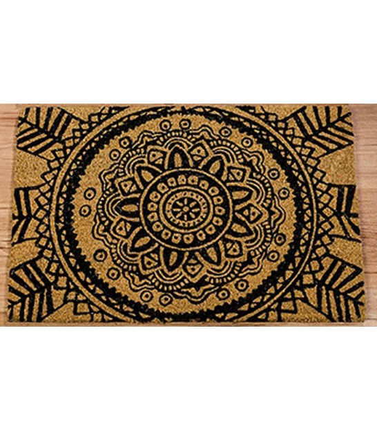 Coco Doormat Multicolor Summer - 60x40cm