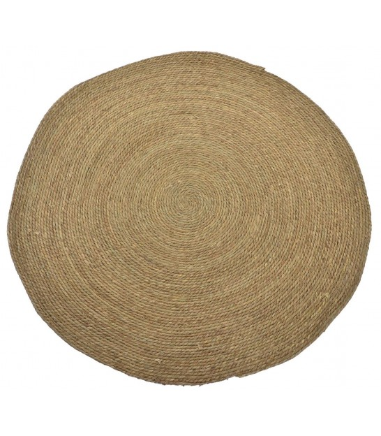 Round Carpet Seagrass - Diameter 120cm