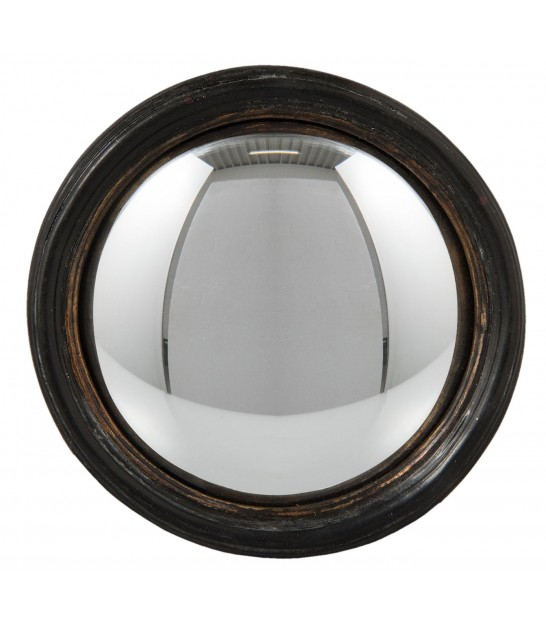 Round Wall Mirror Gold