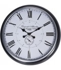 Wall Clock Black - 62cm