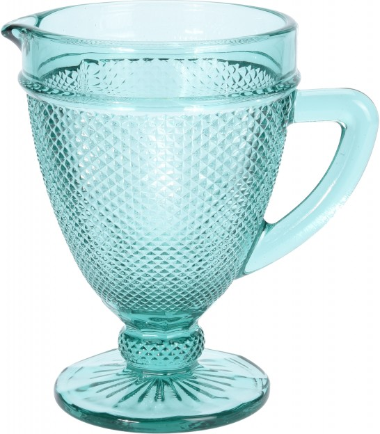 Design Glass Pitcher