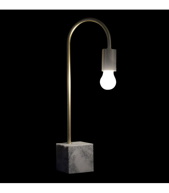Gold Table Lamp Metal