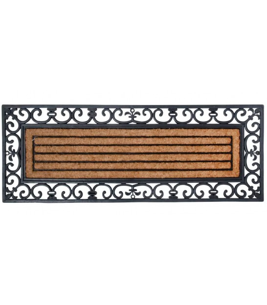 Grand Coco and Rubber Mat - 120 x 45cm