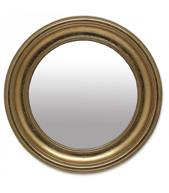 Mirror Resin Sun Aged Gold