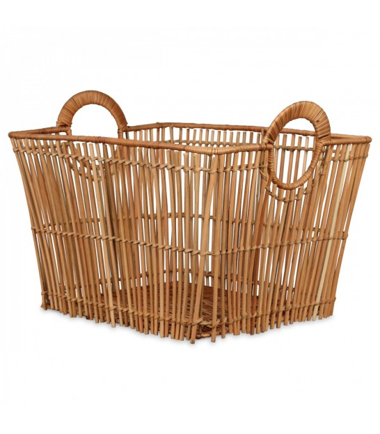 Rectangular Basket Rattan